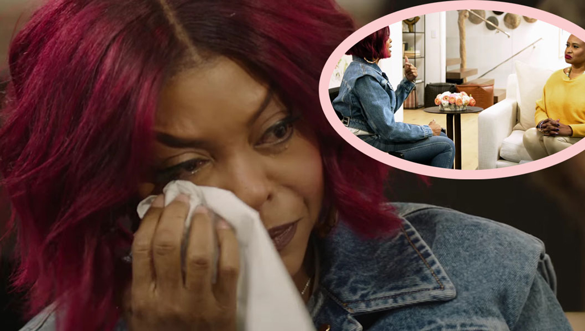 Taraji P. Henson Reveals She's Had Suicidal Thoughts During Lockdown — And Has A Gun