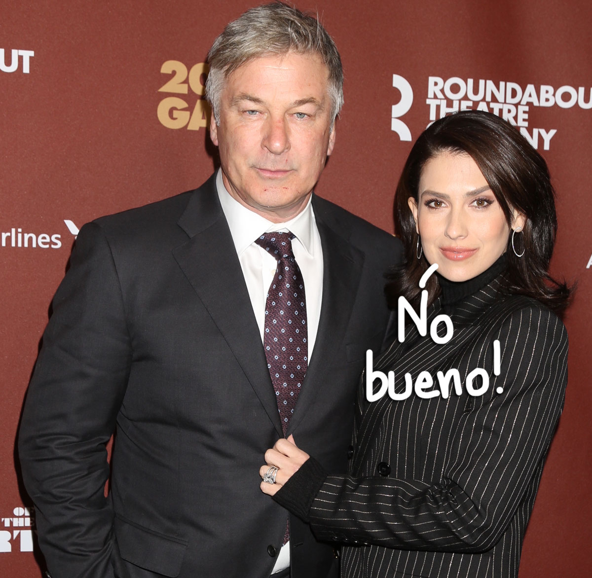 Hilaria Baldwin Accused Of 'Decade-Long Grift Where She Impersonates A Spanish Person' -- And She Responds!