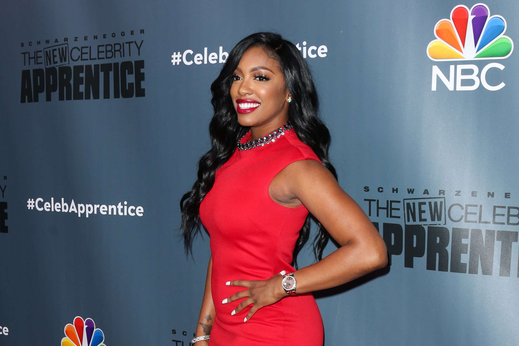 Porsha Williams Is Addressing The Perfect Healthcare System – See Her Video