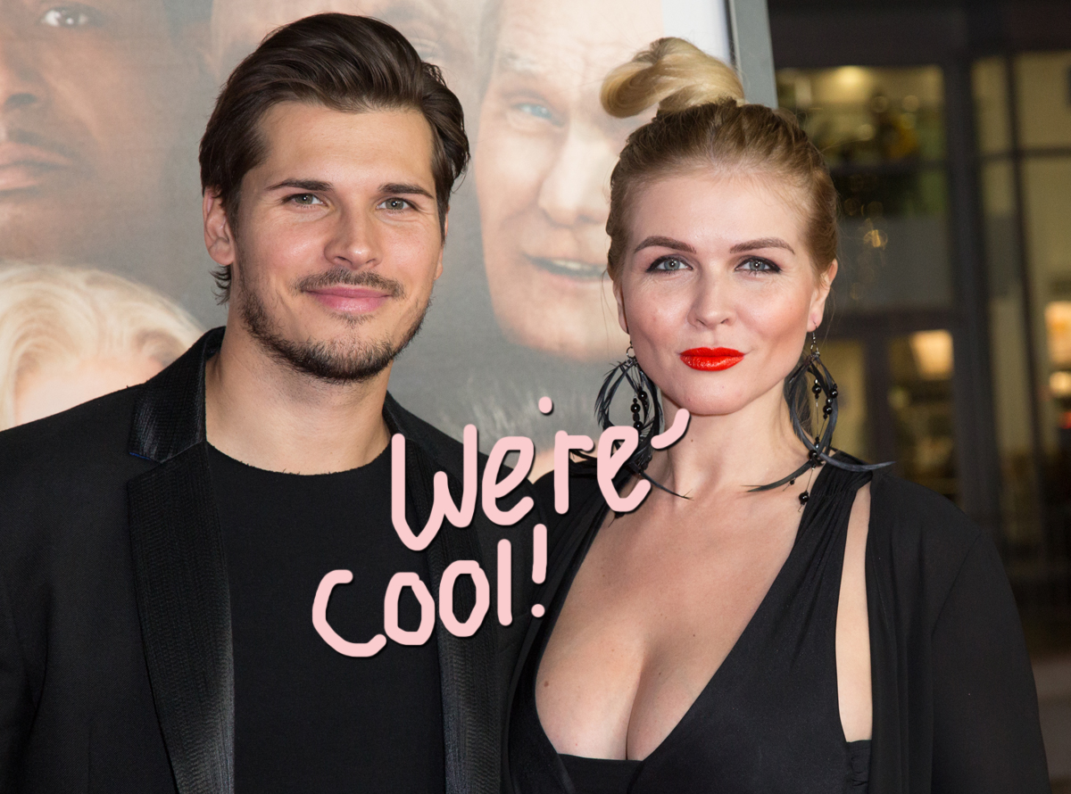 Gleb Savchenko's Estranged Wife Calls Split 'Mutual' After Being Spotted Kissing New Man & Filing For Divorce