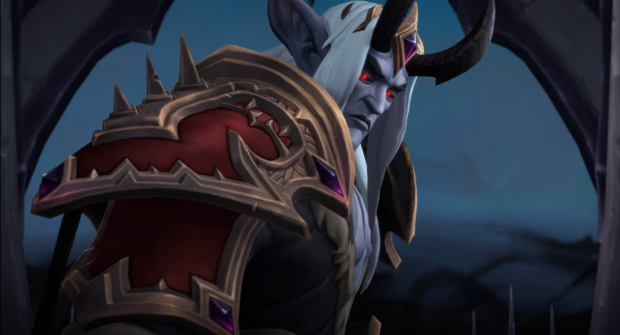 Blizzard Buffs Mythic Sire Denathrius During World Of Warcraft: Shadowlands World First Race