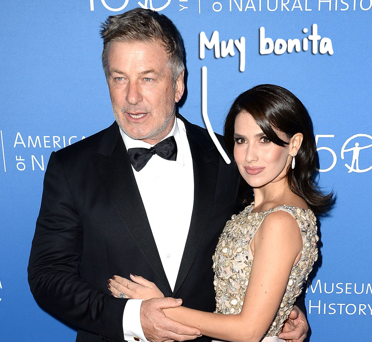 OMG Even Hilaria & Alec Baldwin's Wedding Was Spanish Themed -- Inspired By Hilaria's 'Culture'!