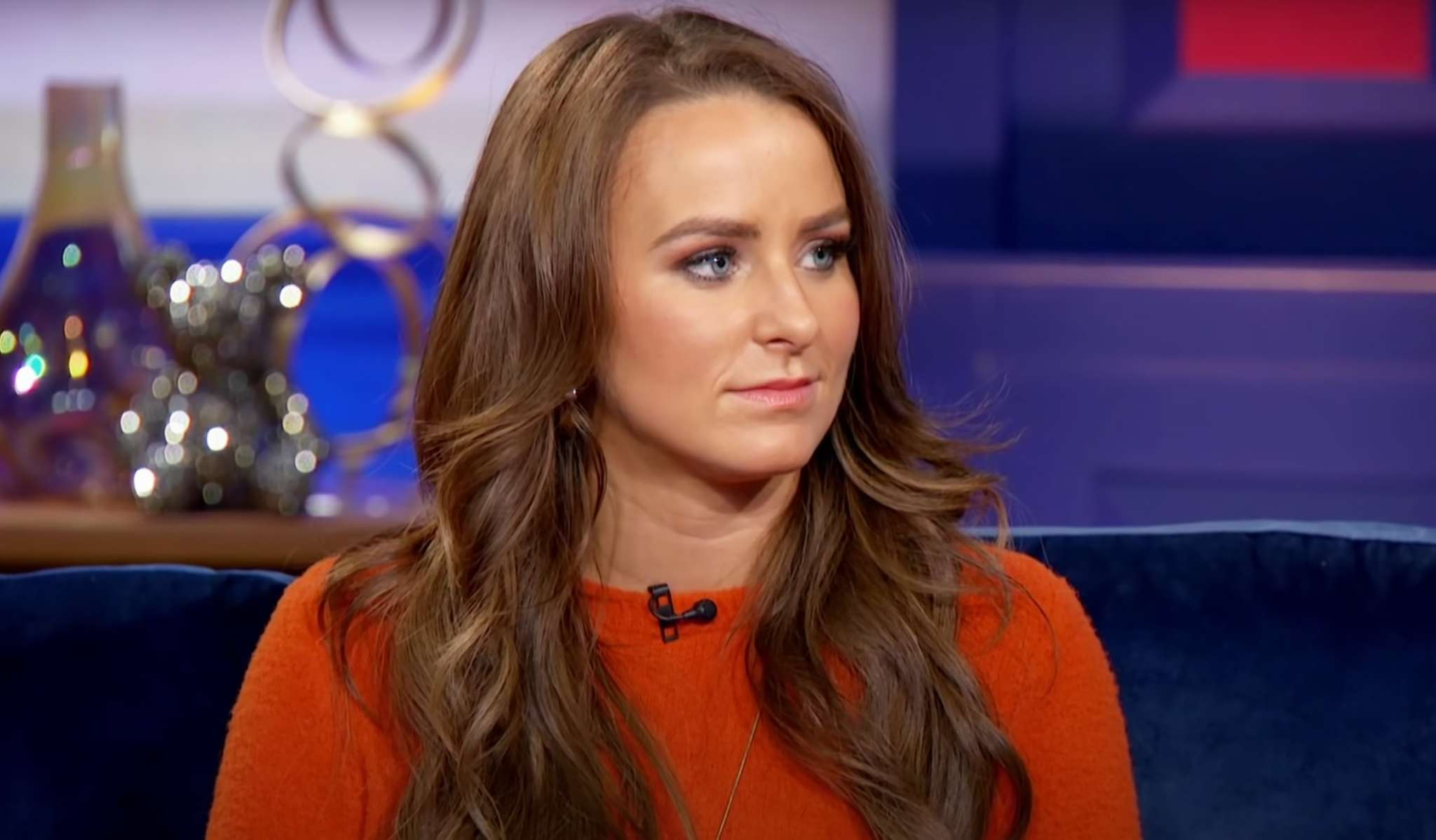 Leah Messer Defends Her Daughter After Haters Criticize Her For Putting Gum On A Mic On The Latest Teen Mom Episode!