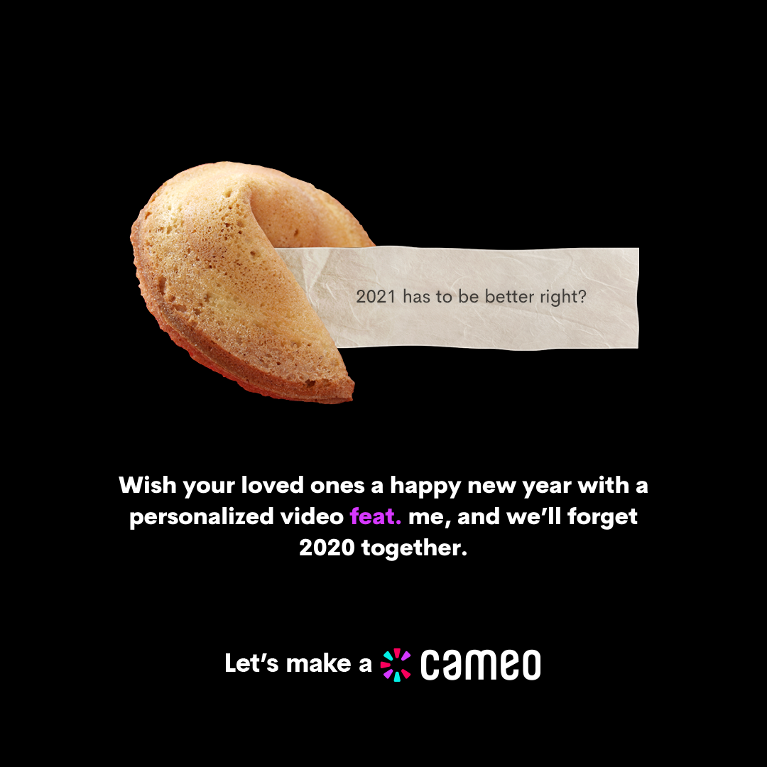 A New Year Is Coming And…