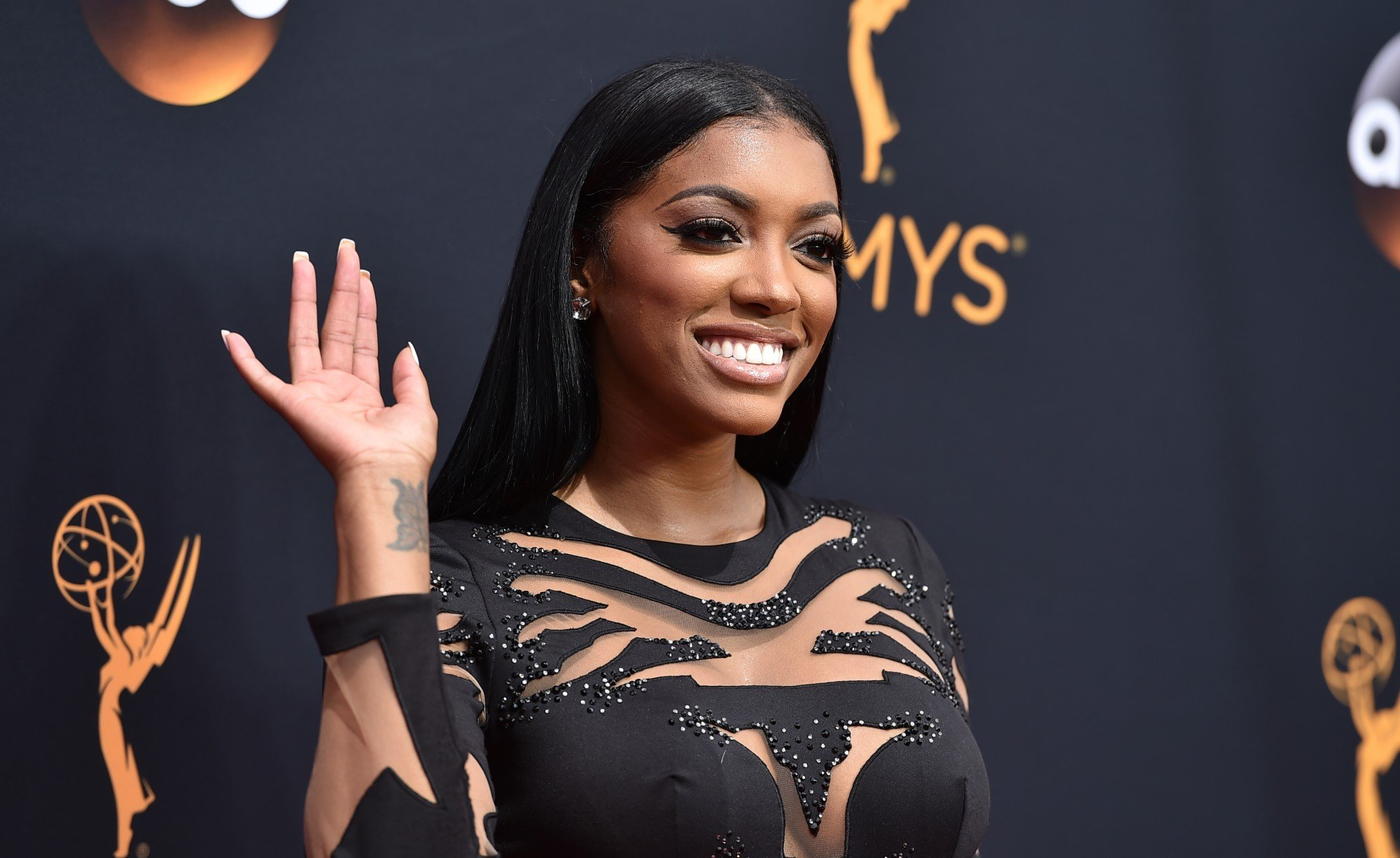 Porsha Williams Looks Stunning For Christmas – See Her Glamorous Photos