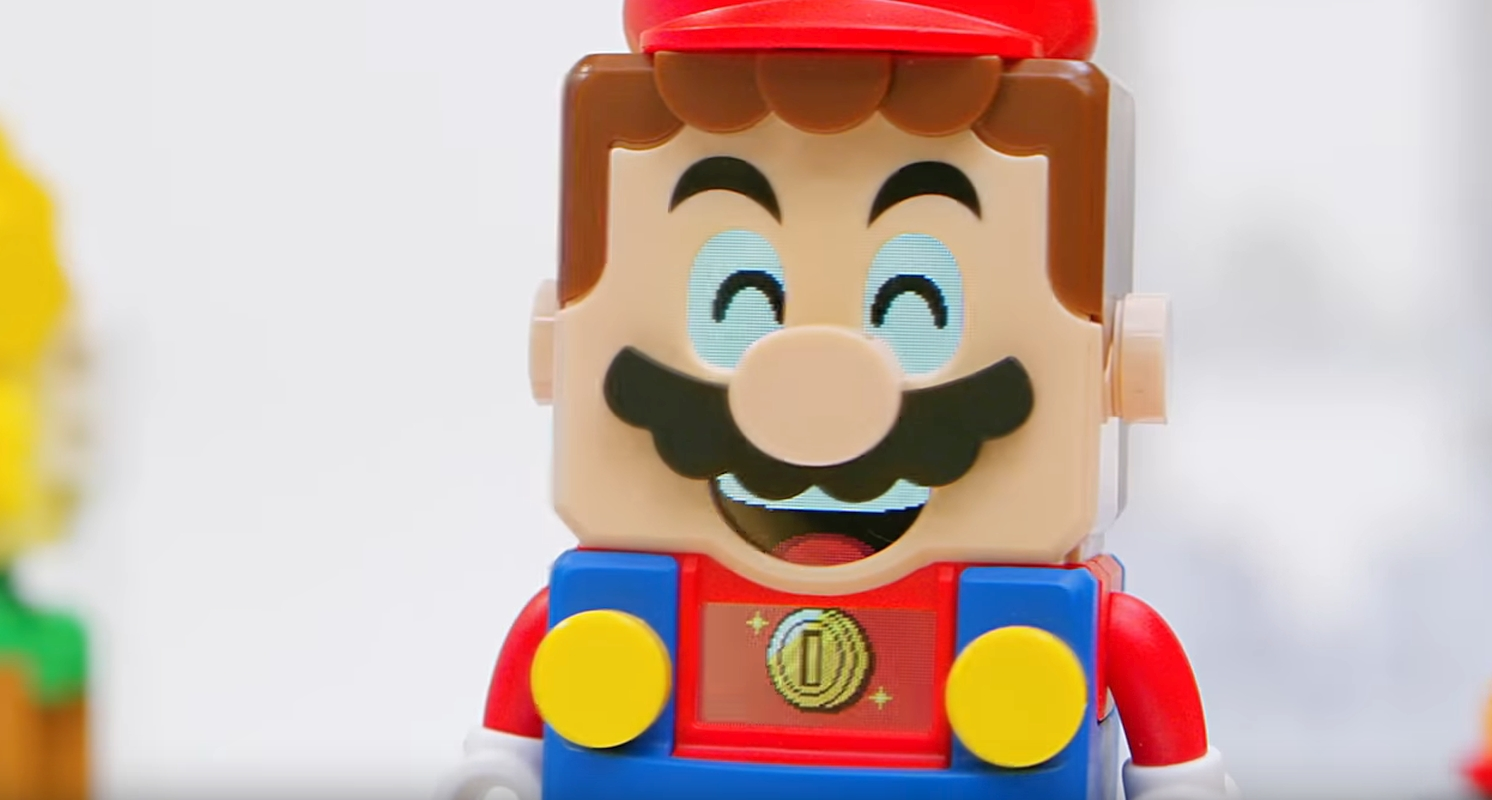 Nintendo And LEGO Super Mario Announces New Sets Are Coming Next Year