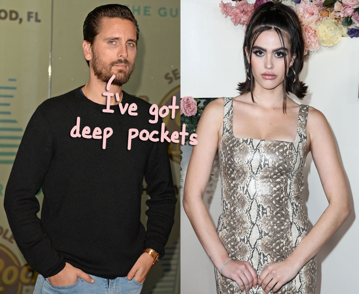 Scott Disick & Amelia Hamlin Went HOUSE HUNTING Together -- Yes, Really!