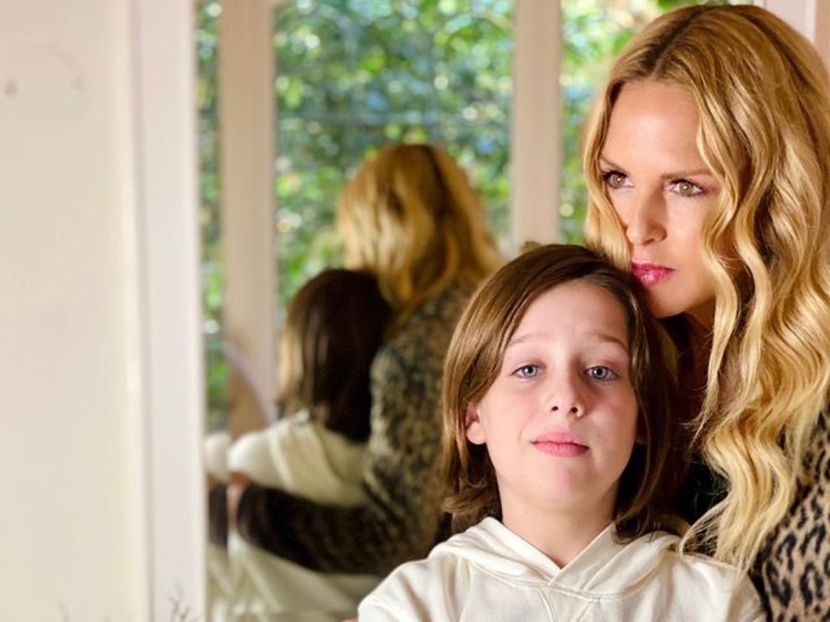 Rachel Zoe's Nine-Year-Old Son Skyler Falls 40 Feet From A Ski Lift
