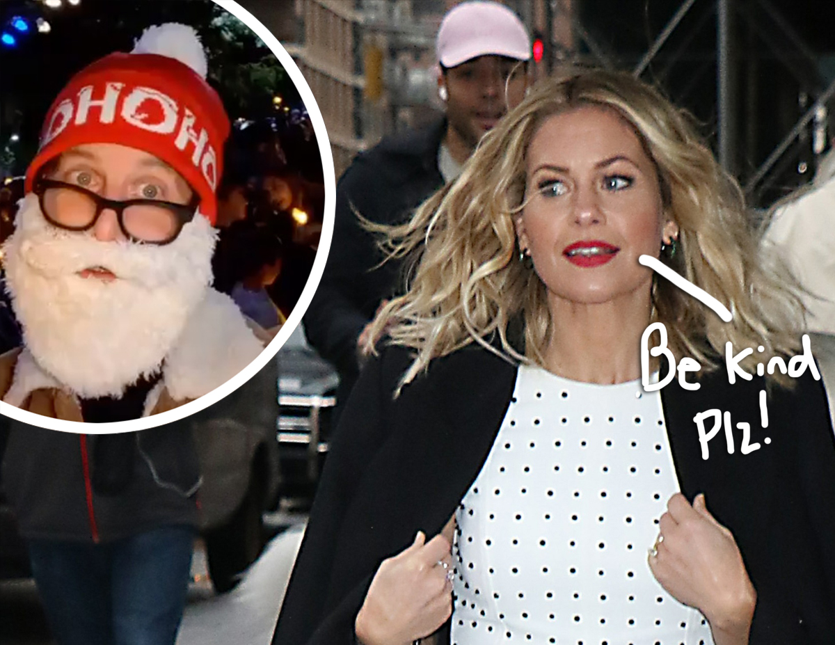 Candace Cameron Bure KNOWS Her Brother's Christmas Events Are Dangerous — But Has To Defend Him Anyway!