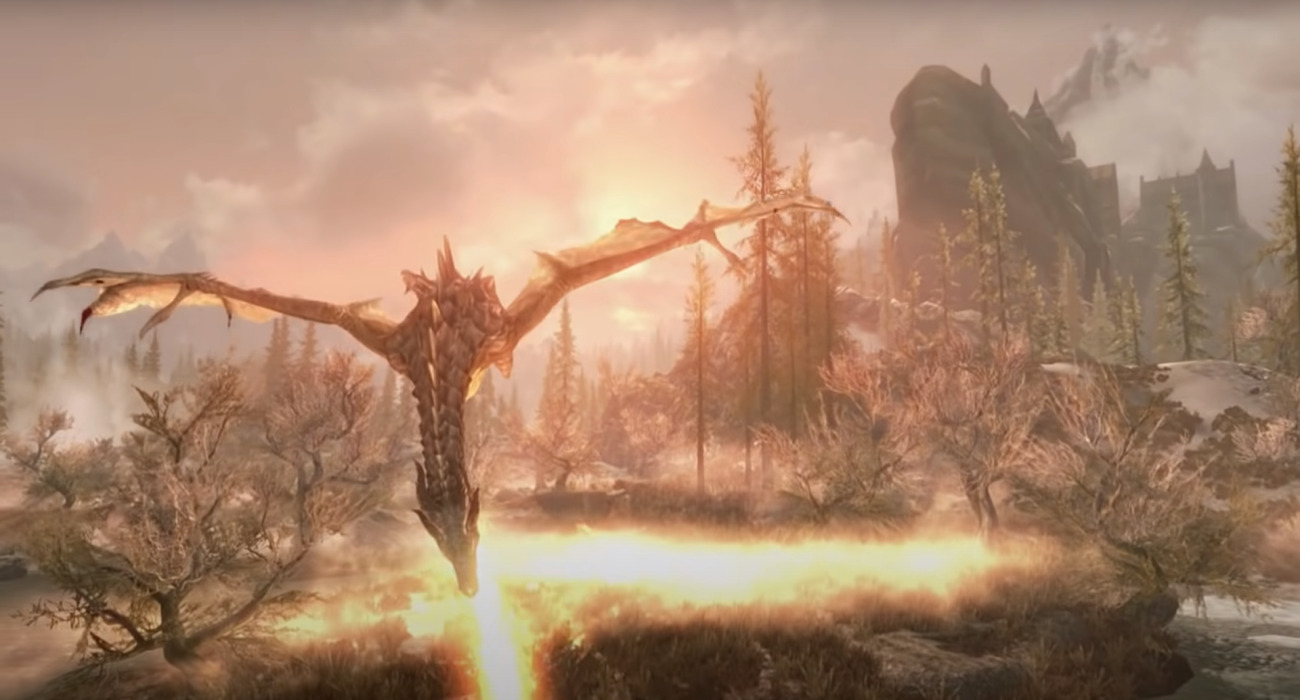It Might Be Time To Play Skyrim Again – Available On Game Pass And Looking Good On Xbox Series X