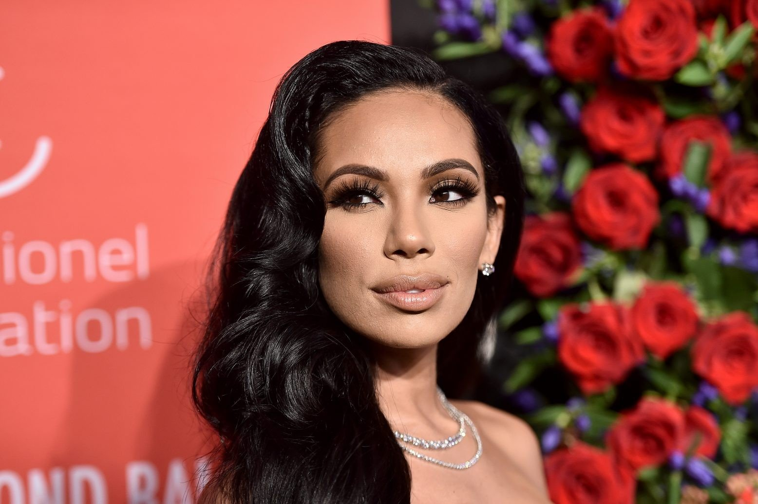 Erica Mena Flaunts Her Curves In This Skintight Outfit – See Her Rocking A New Look Here