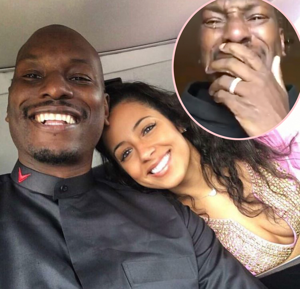 Tyrese Splits With Wife Samantha After 4 Years — And Blames It On 'Black Families' & 'Broken Homes'?!