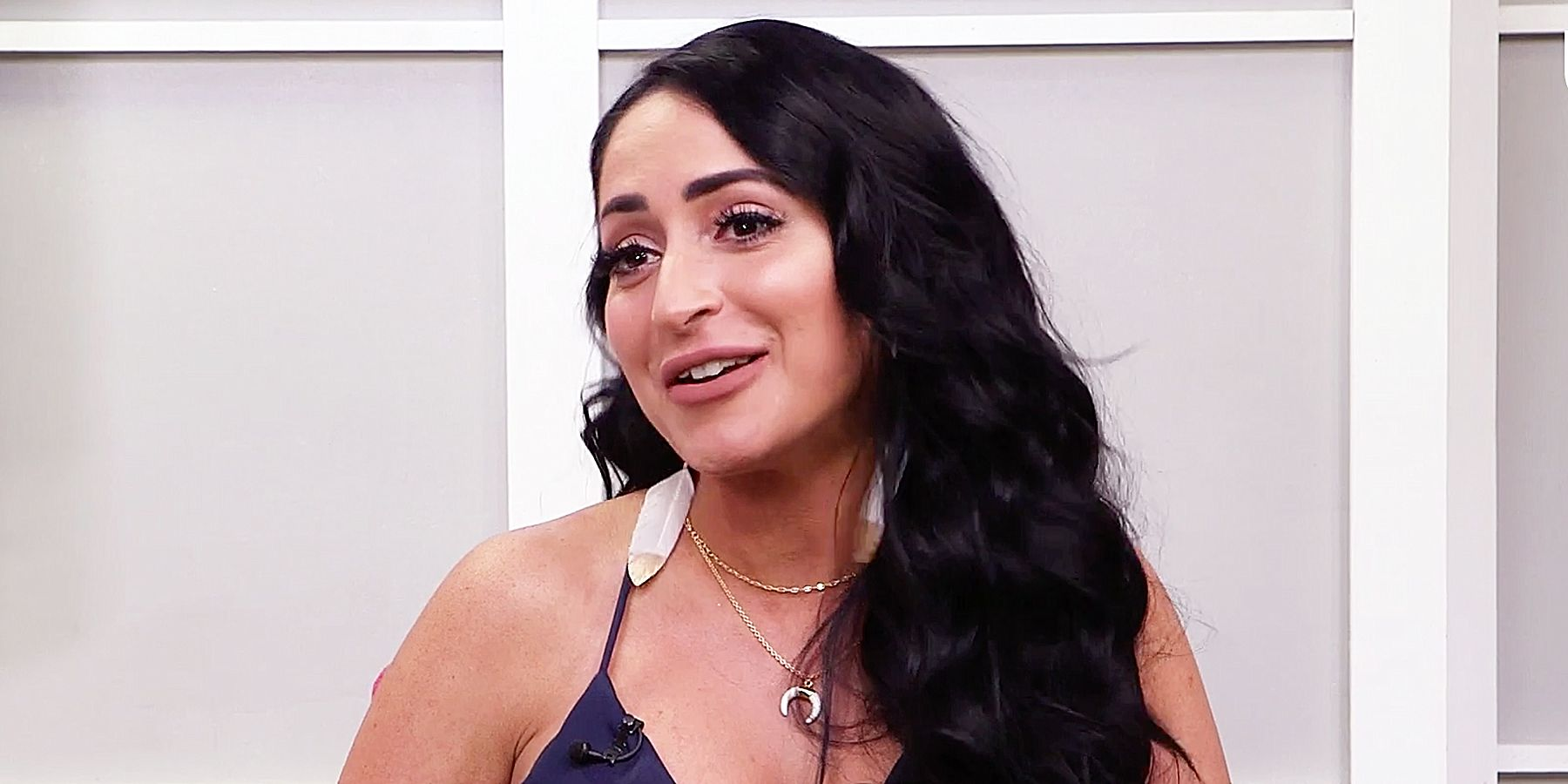 Angelina Pivarnick Says She's Happy Ronnie Ortiz-Magro Has Found Love Again And Is Staying Away From Drama!