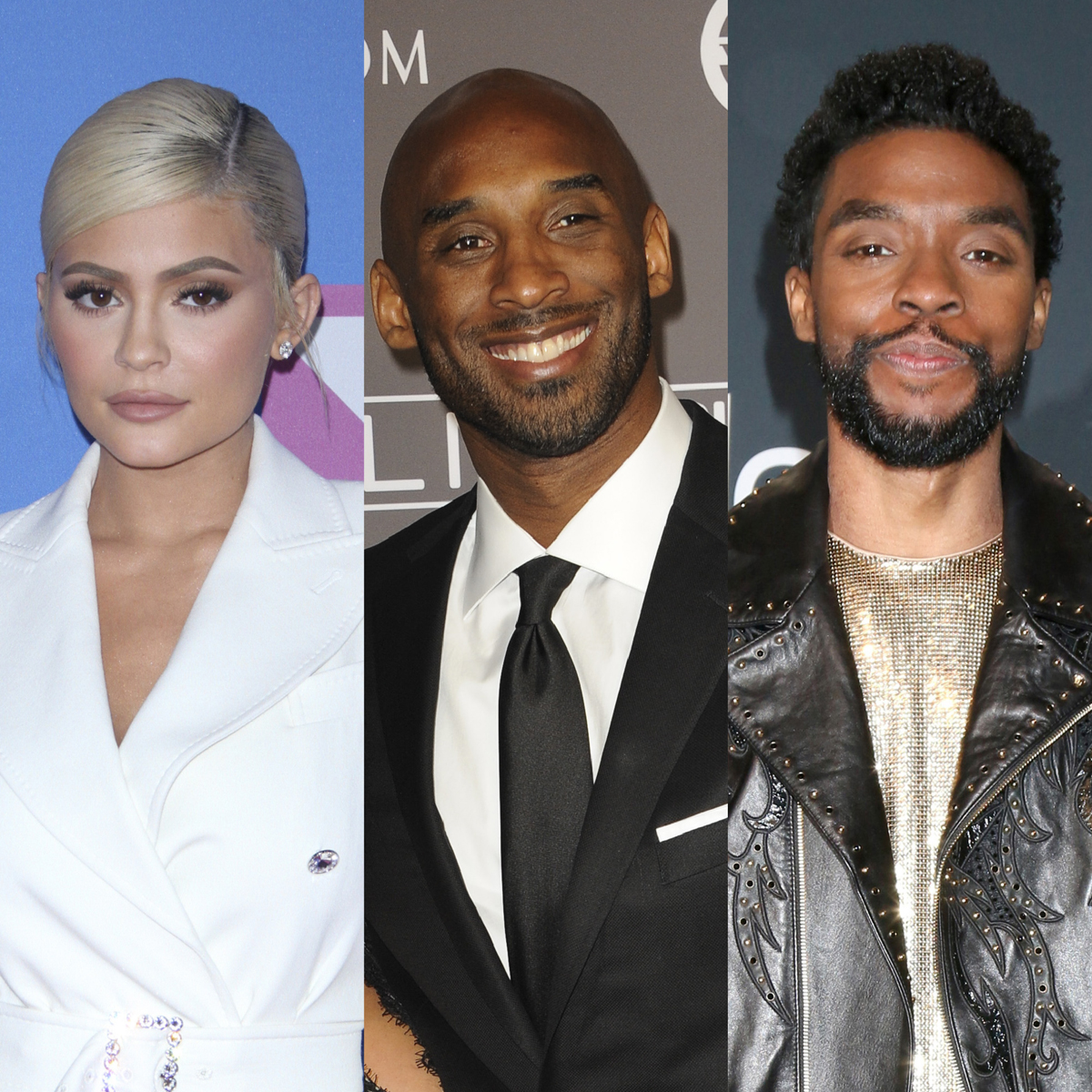 10 Most-Liked Instagram Posts Of 2020 Feature Kylie, Kobe, & Chadwick -- But They Aren't #1