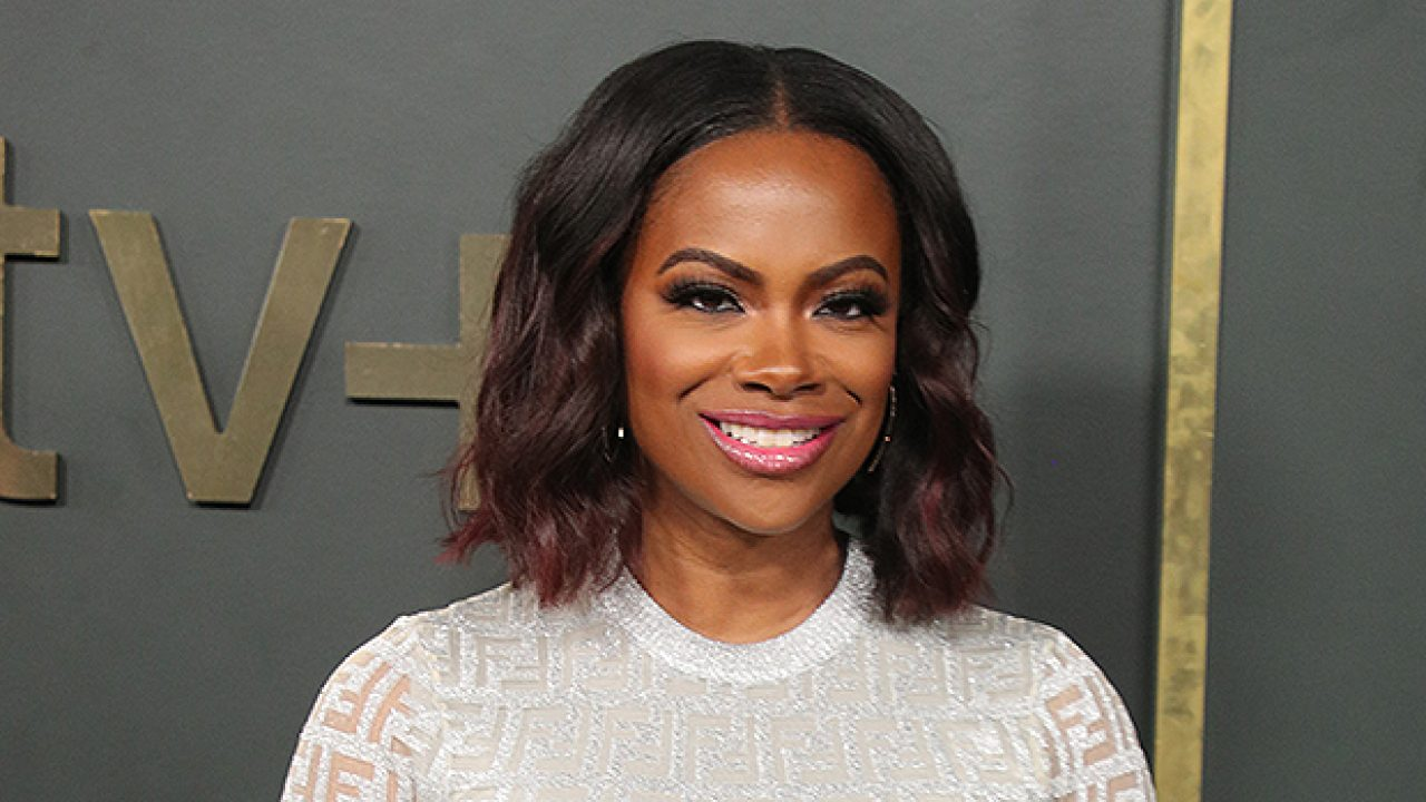 Kandi Burruss Shares A Photo Featuring Ace Wells Tucker And Fans Love His Look