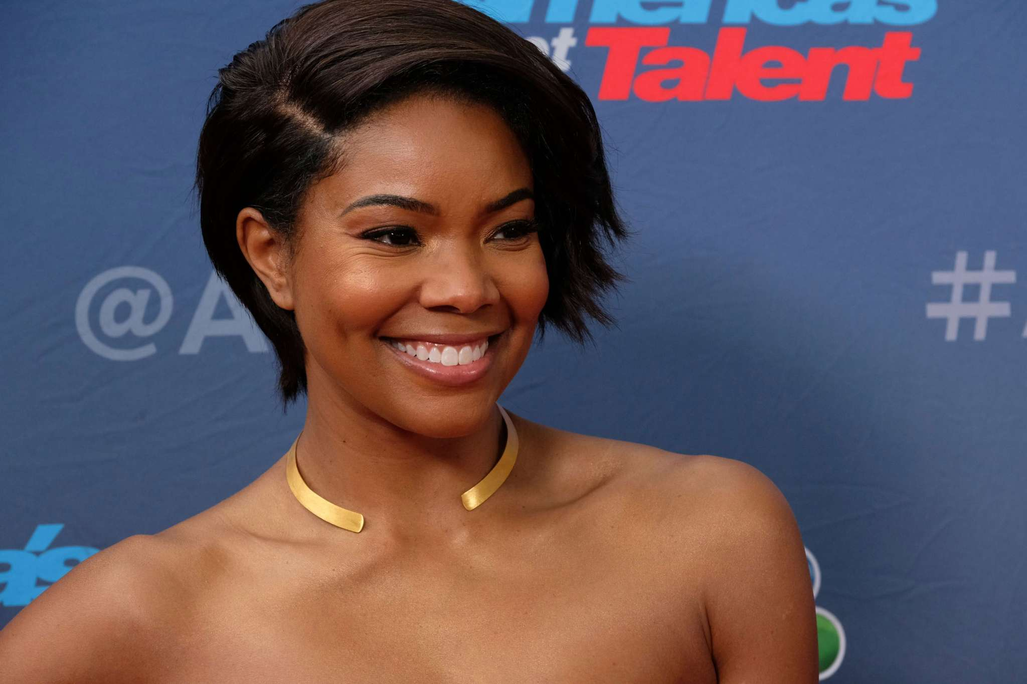 Gabrielle Union Flaunts Her Toned Body, While Wearing Only This Swimsuit