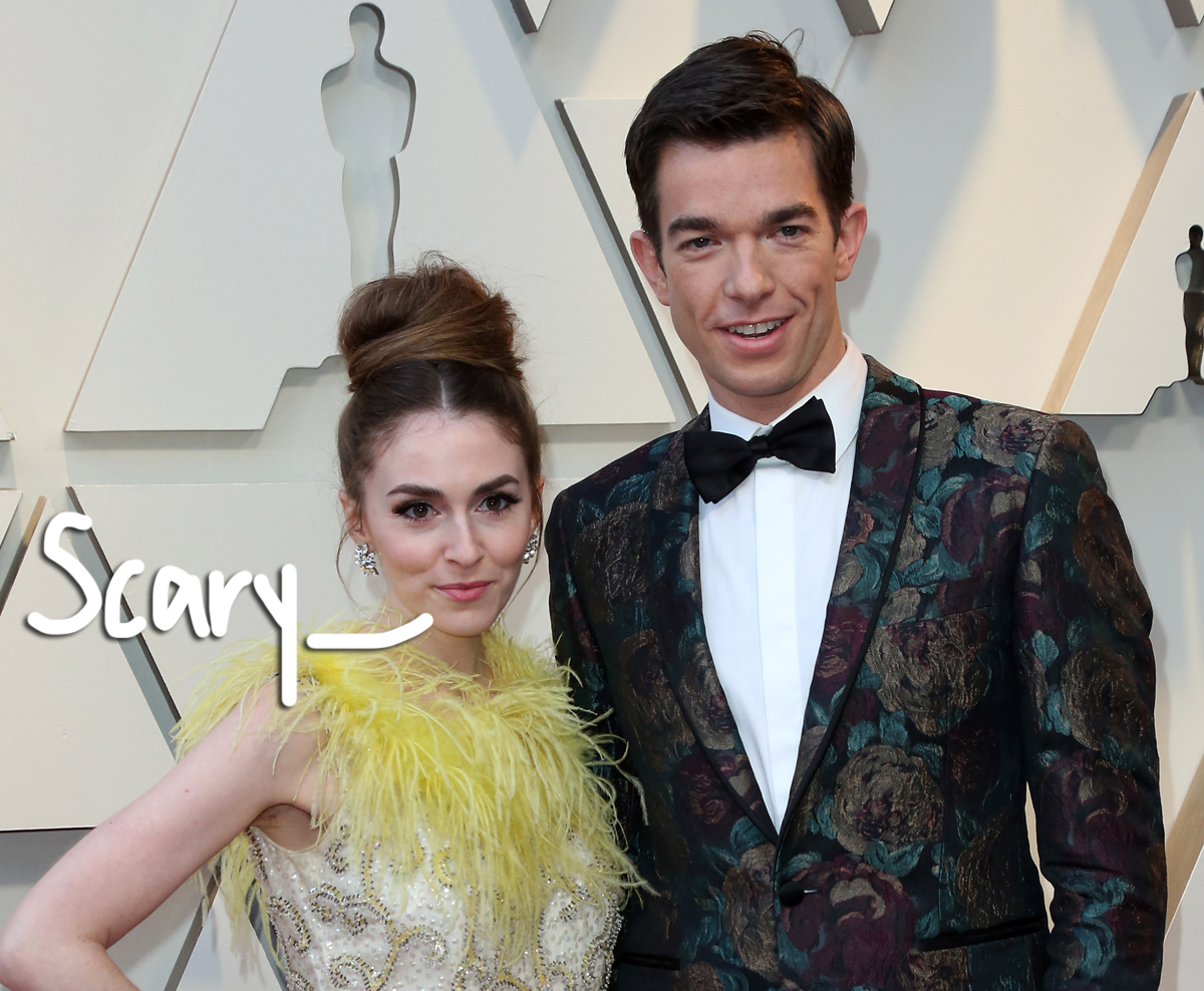 John Mulaney's 'Relapse Got Ugly' Before He Finally Decided To Go To Rehab