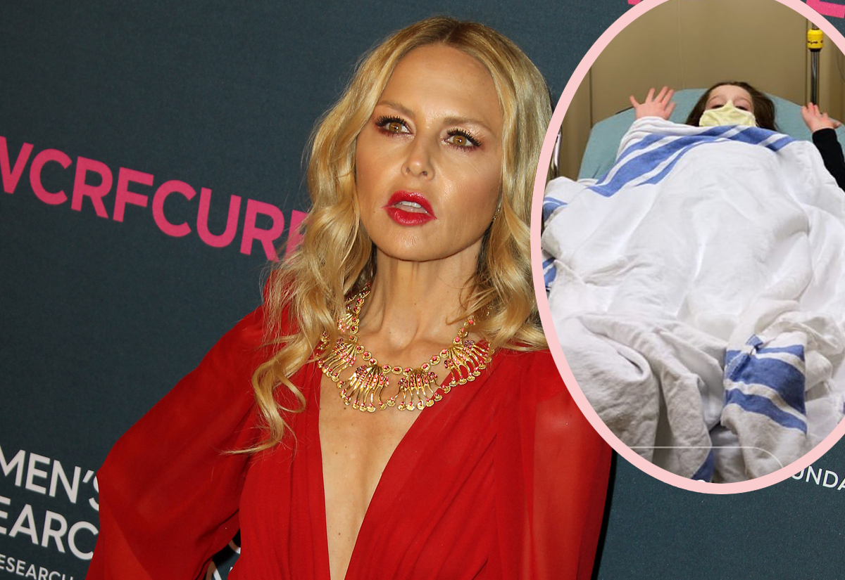Rachel Zoe 'Scarred For Life' After Watching Son's Shocking Ski Lift Accident