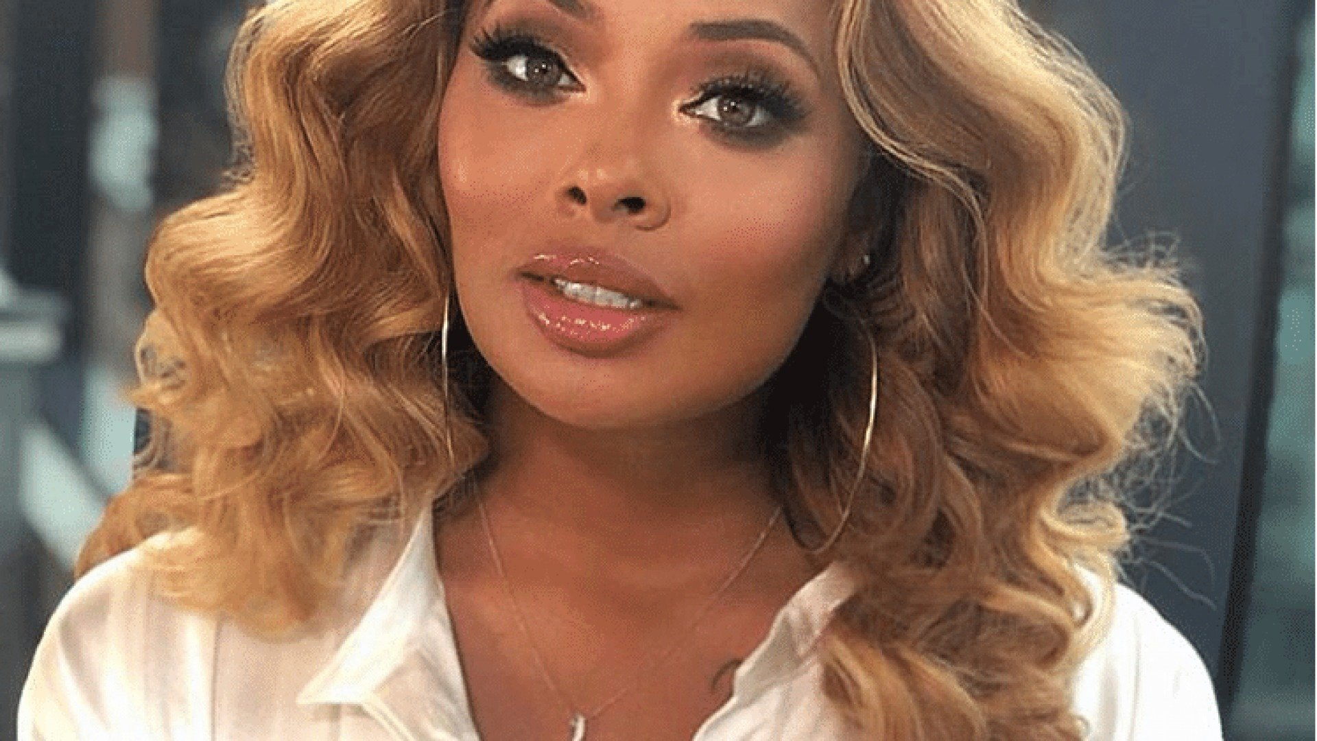 Eva Marcille Learns To Love Who She Is Naturally – See Her Latest Video