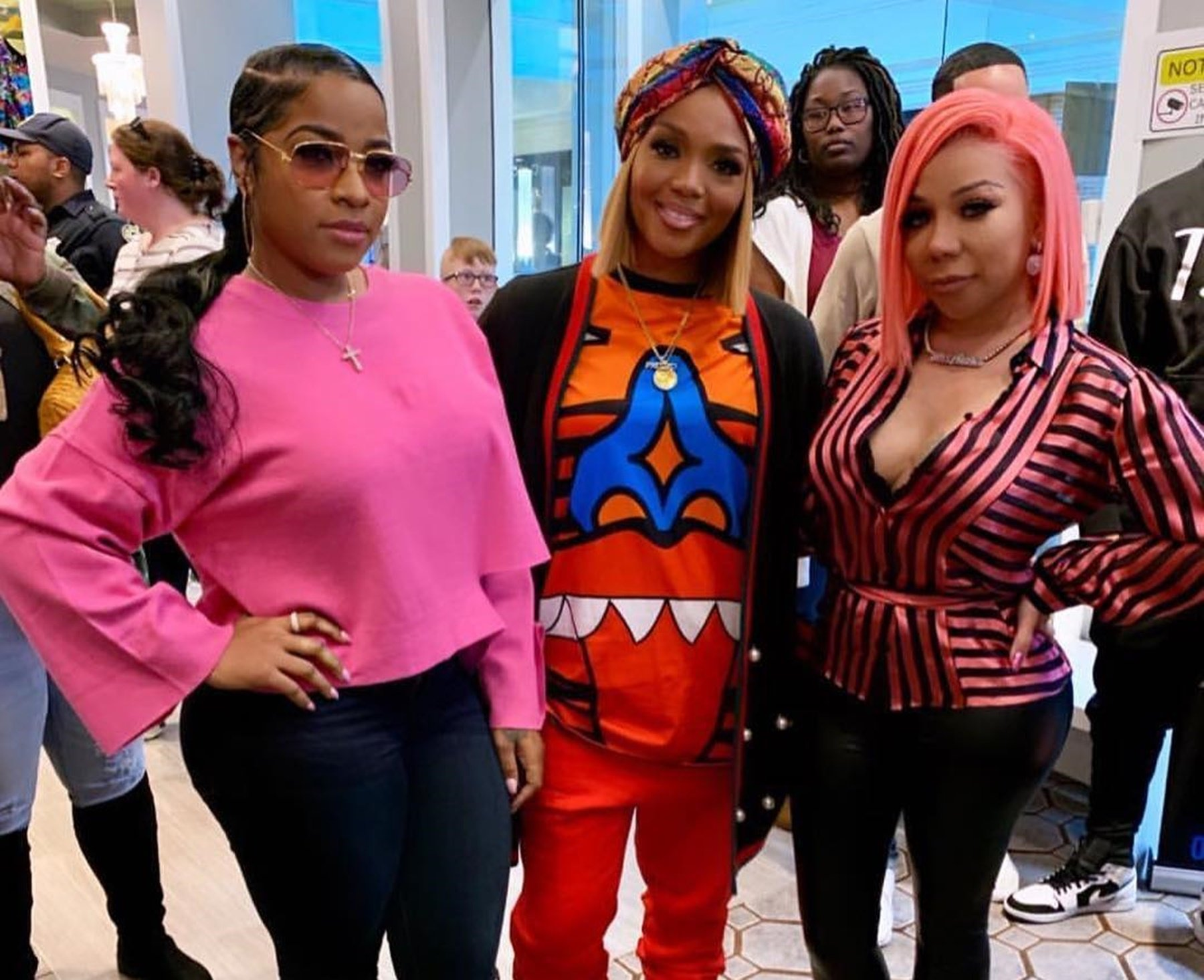 Rasheeda Frost And Tiny Harris Remember Kim Porter – Check Out Their Photo Together