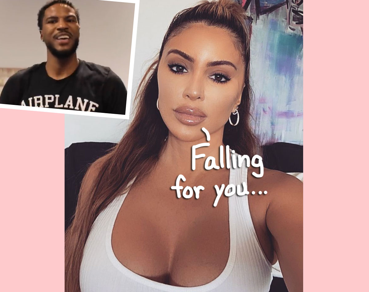 Larsa Pippen Is Reportedly 'Already Head Over Heels' For Malik Beasley!