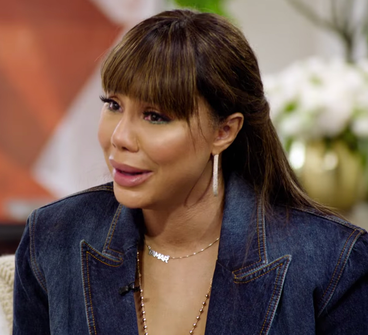 Tamar Braxton Opens Up About 'Toxic Lifestyle' & Suicide Attempt In Raw Interview: 'I Just Didn't See Another Way Out'