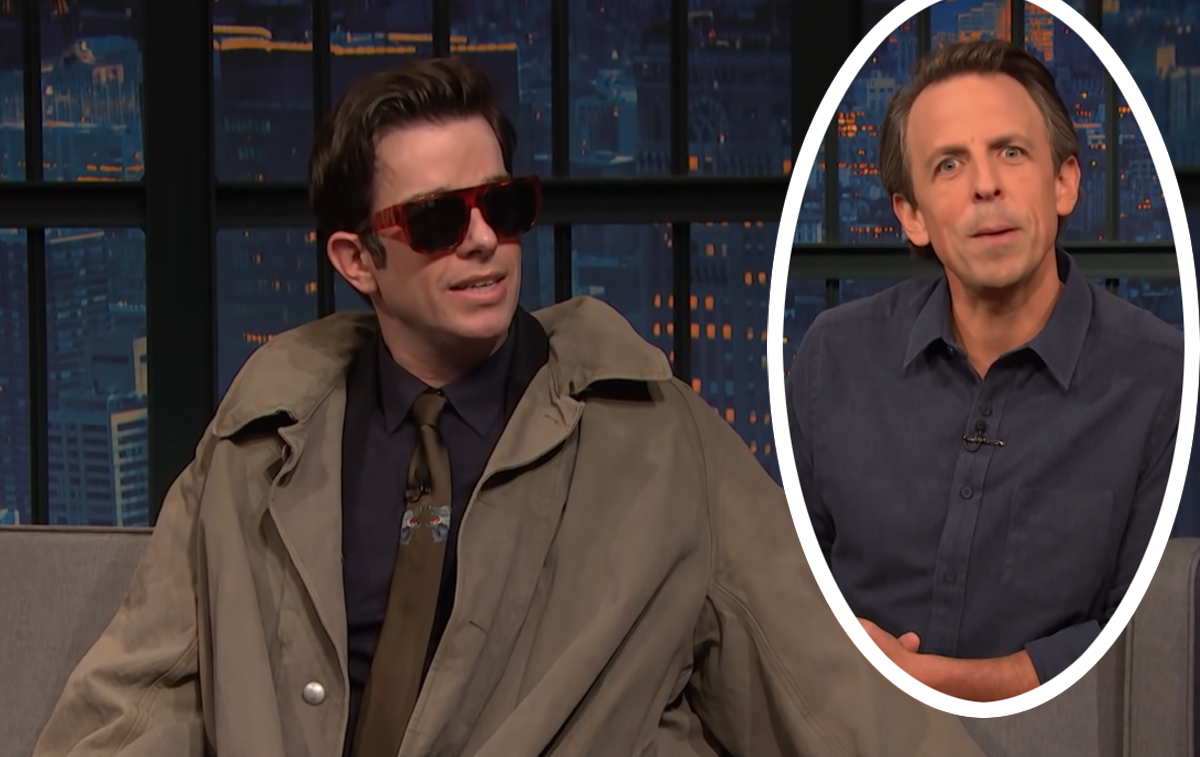John Mulaney Was Reportedly 'Out Of His Mind' On Drugs During THIS Seth Meyers Clip From Last Month