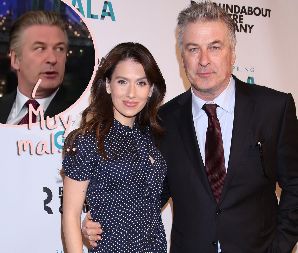 Alec Baldwin Impersonates Hilaria's Allegedly Fake 'Accent' & Says She's 'From Spain' In Resurfaced 2013 Interview Clip!