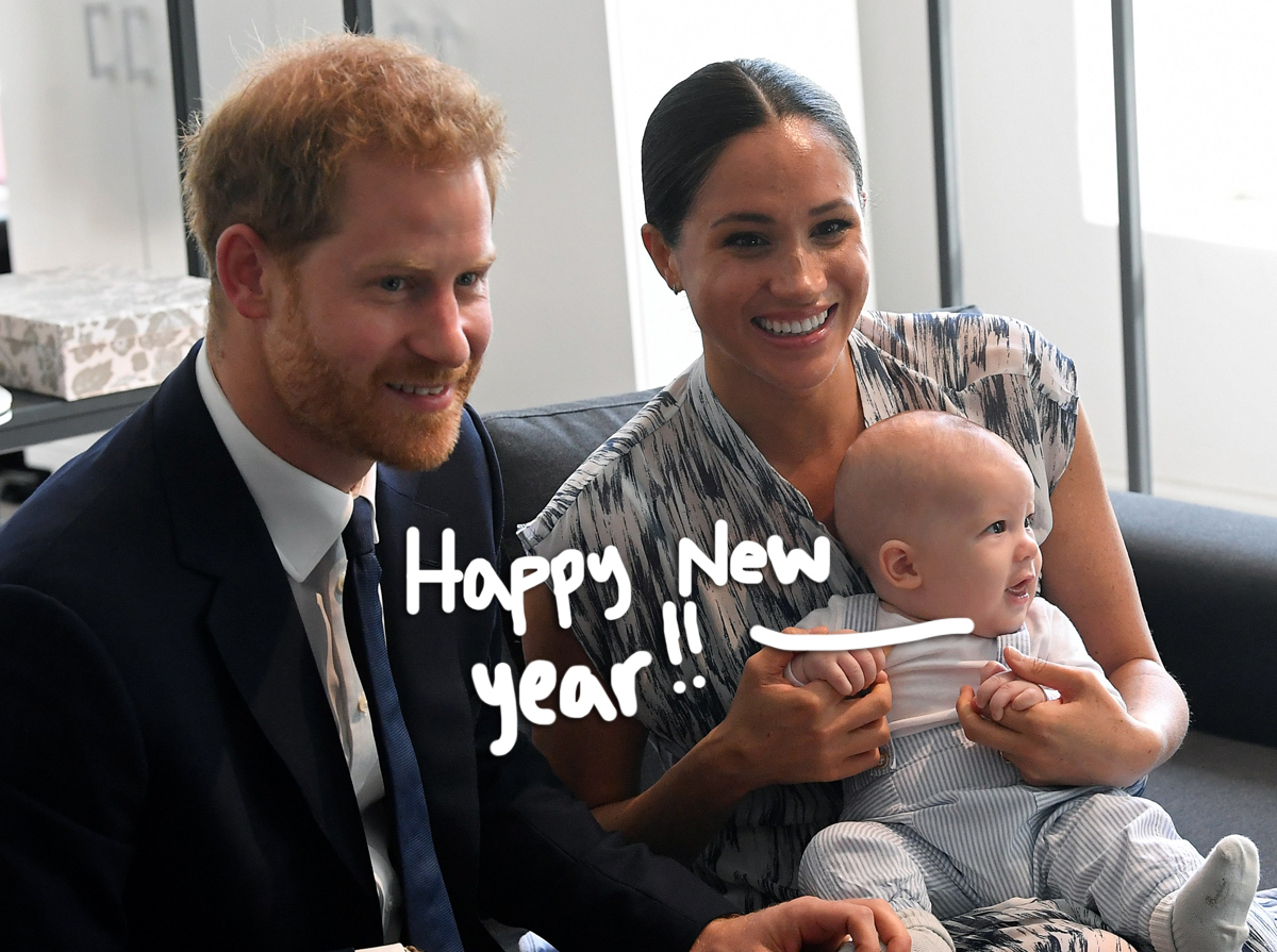 Prince Harry & Meghan Markle's Son Archie Heard Talking In Podcast Special — His Laugh Is PRECIOUS!