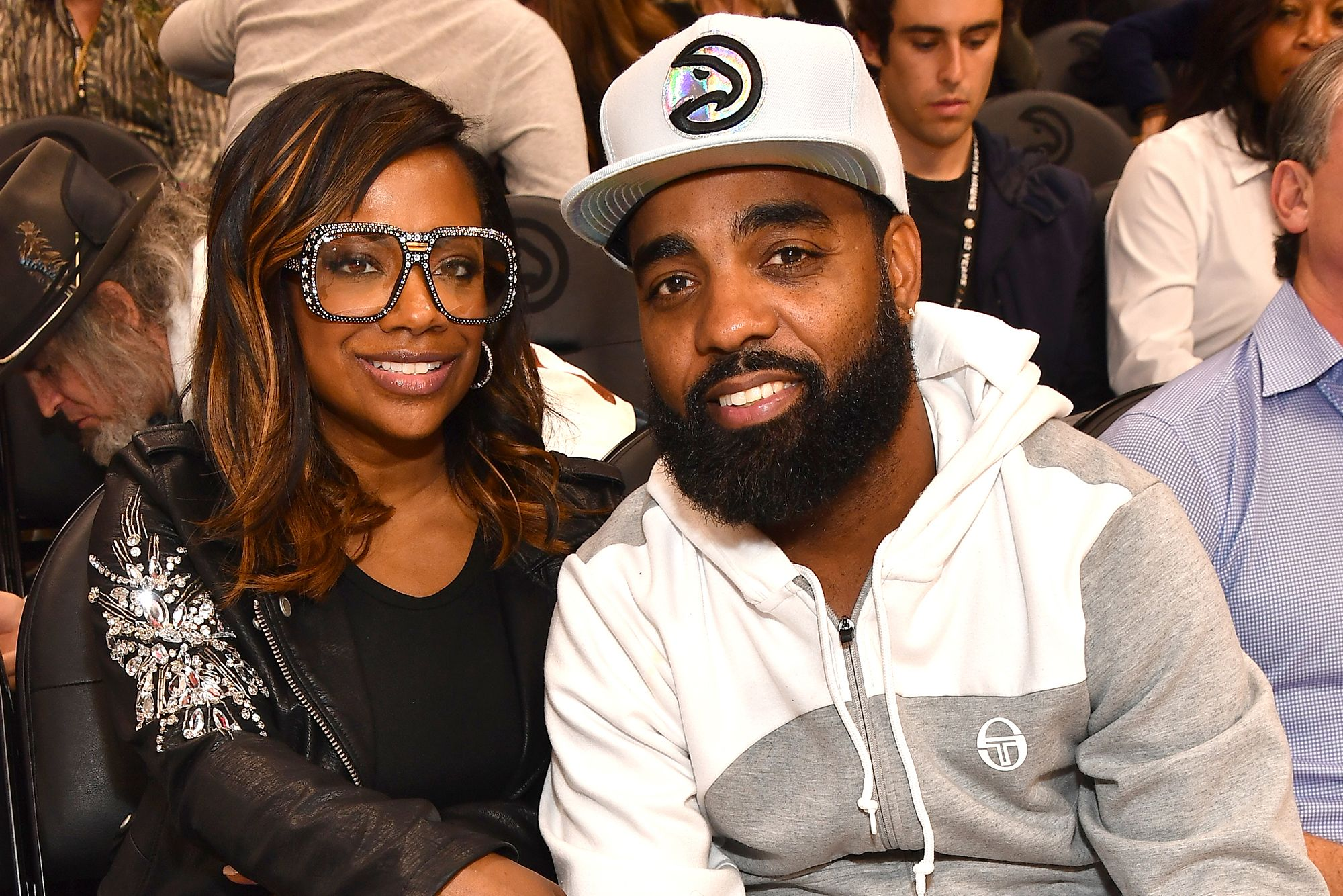 Kandi Burruss Shares A Funny Photo With Todd Tucker And Their Son, Ace – See The Family Pic That Will Have Todd's Homies Talking!