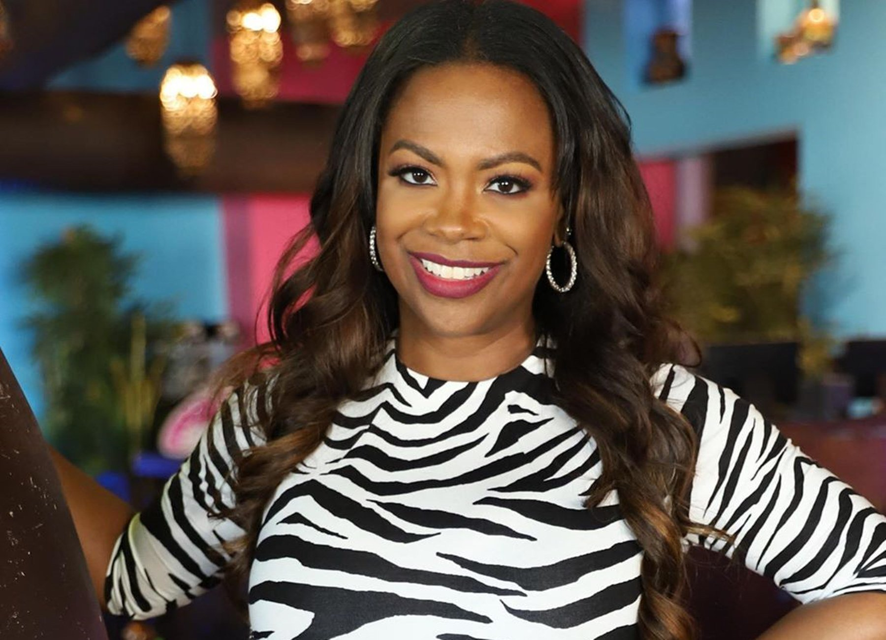 Kandi Burruss Flaunts A New Hairdo In This Video And Fans Are Here For It