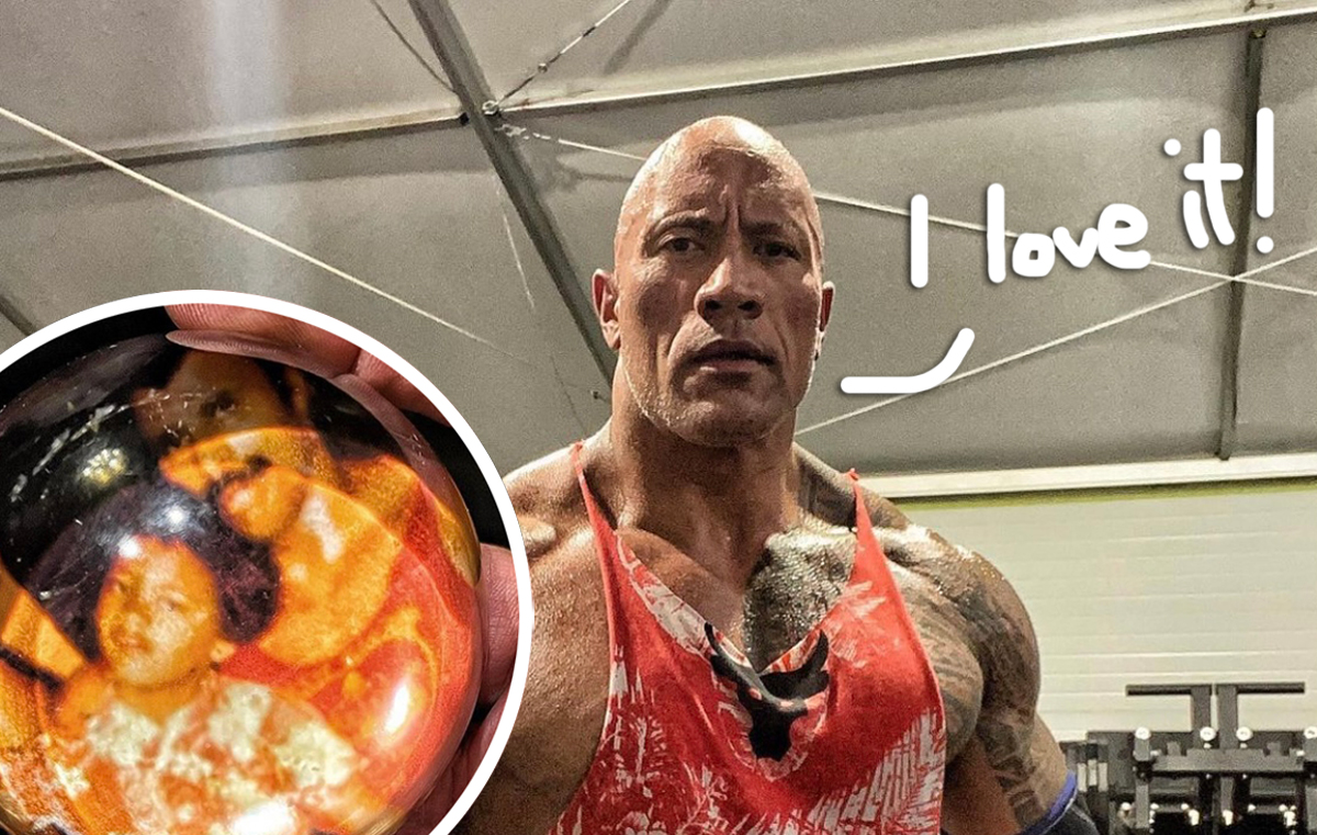 The Rock Received The MOST Special Christmas Gift Honoring His Late Father