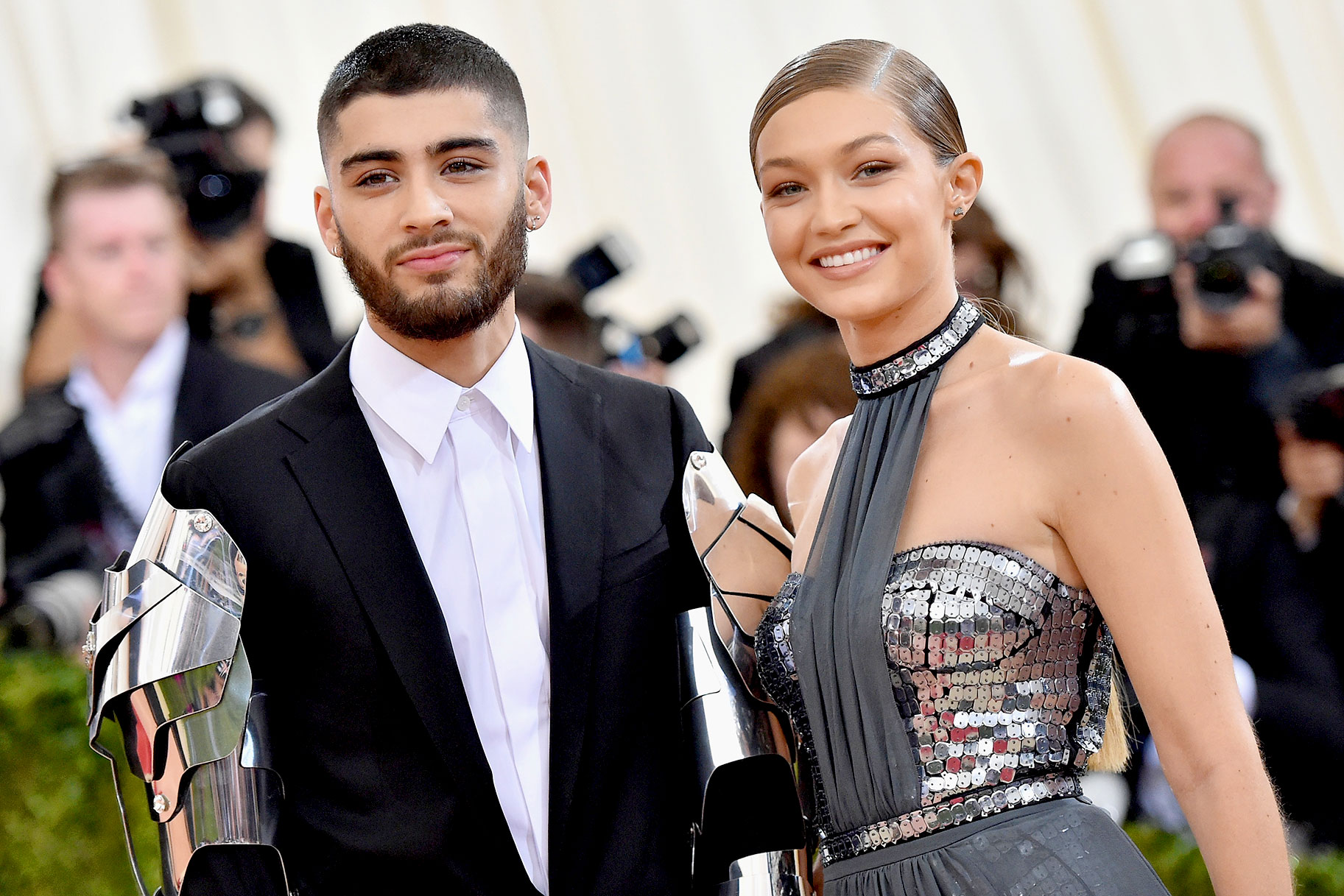 Gigi Hadid And Zayn Malik Closer Than Ever After Spending The 'Perfect Christmas' As First Time Parents!