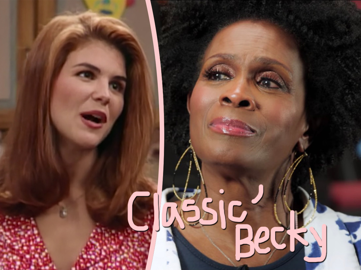 Aunt Viv VS Aunt Becky! Fresh Prince Star Janet Hubert DRAGS 'Privileged' Lori Loughlin After Short Prison Sentence
