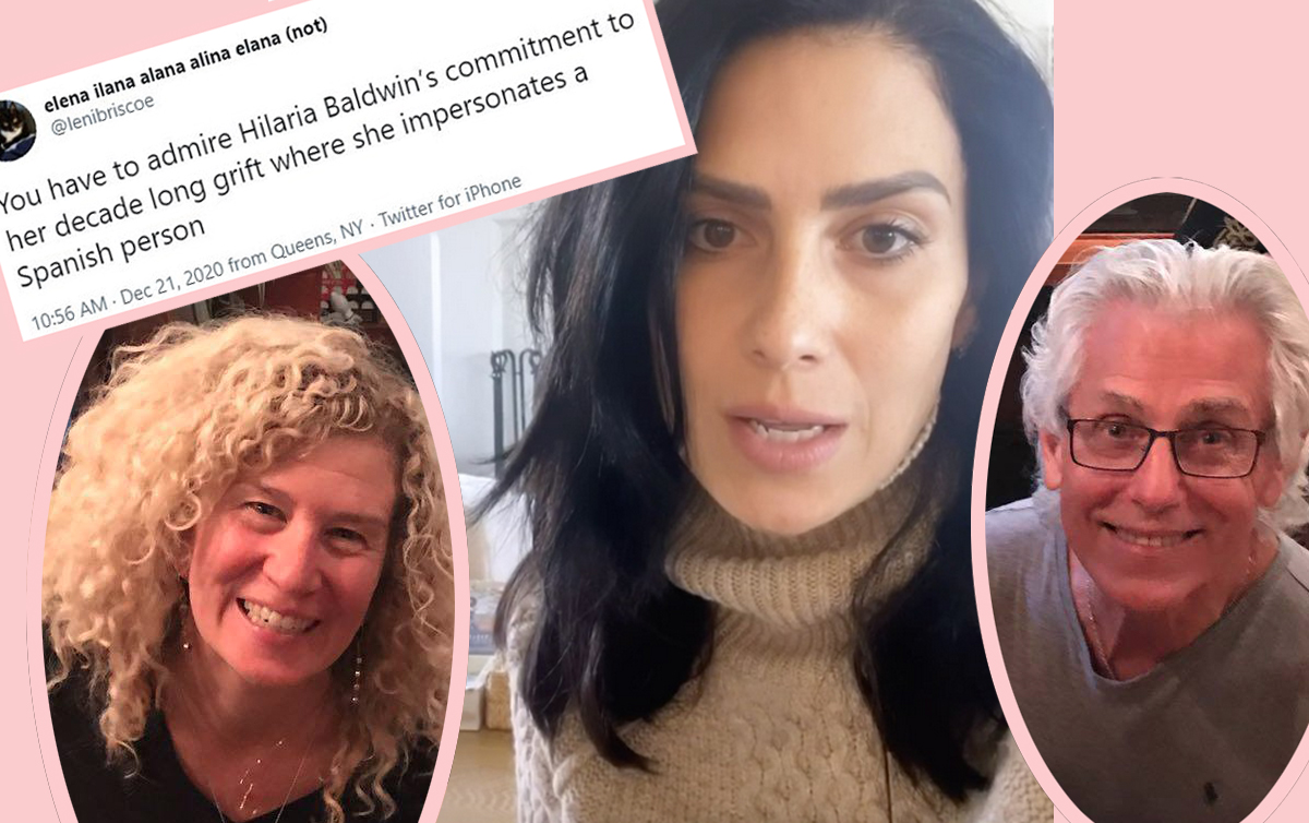 Woman Who Exposed Hilaria Baldwin Speaks Out: 'It's Offensive & Wrong'