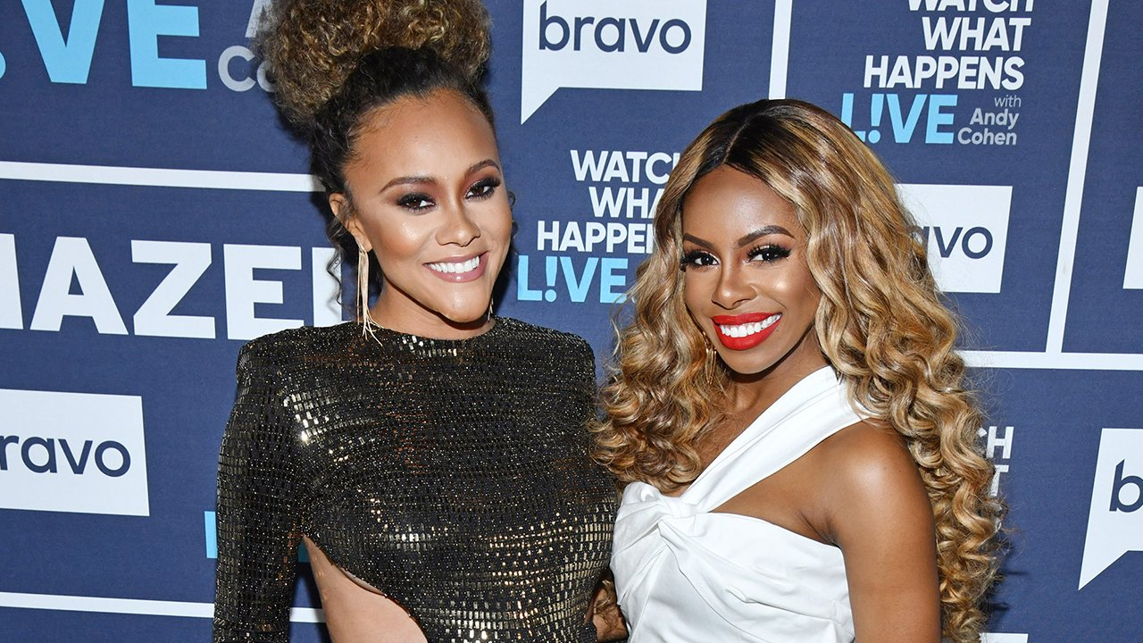 Ashley Darby And Candiace Dillard Speak On The Fight Between Their Husbands!