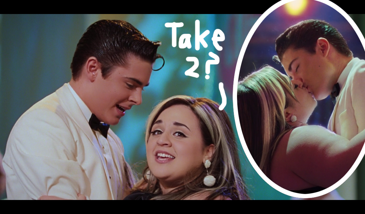 Hairspray Star Nikki Blonsky Claims Zac Efron Slipped Her The Tongue In Their Big Kiss!