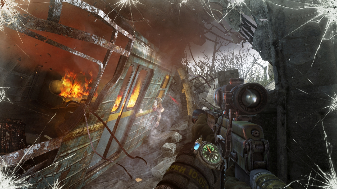 You Can Claim Metro: Last Light Redux For Free On GOG.com For The Next 48 Hours