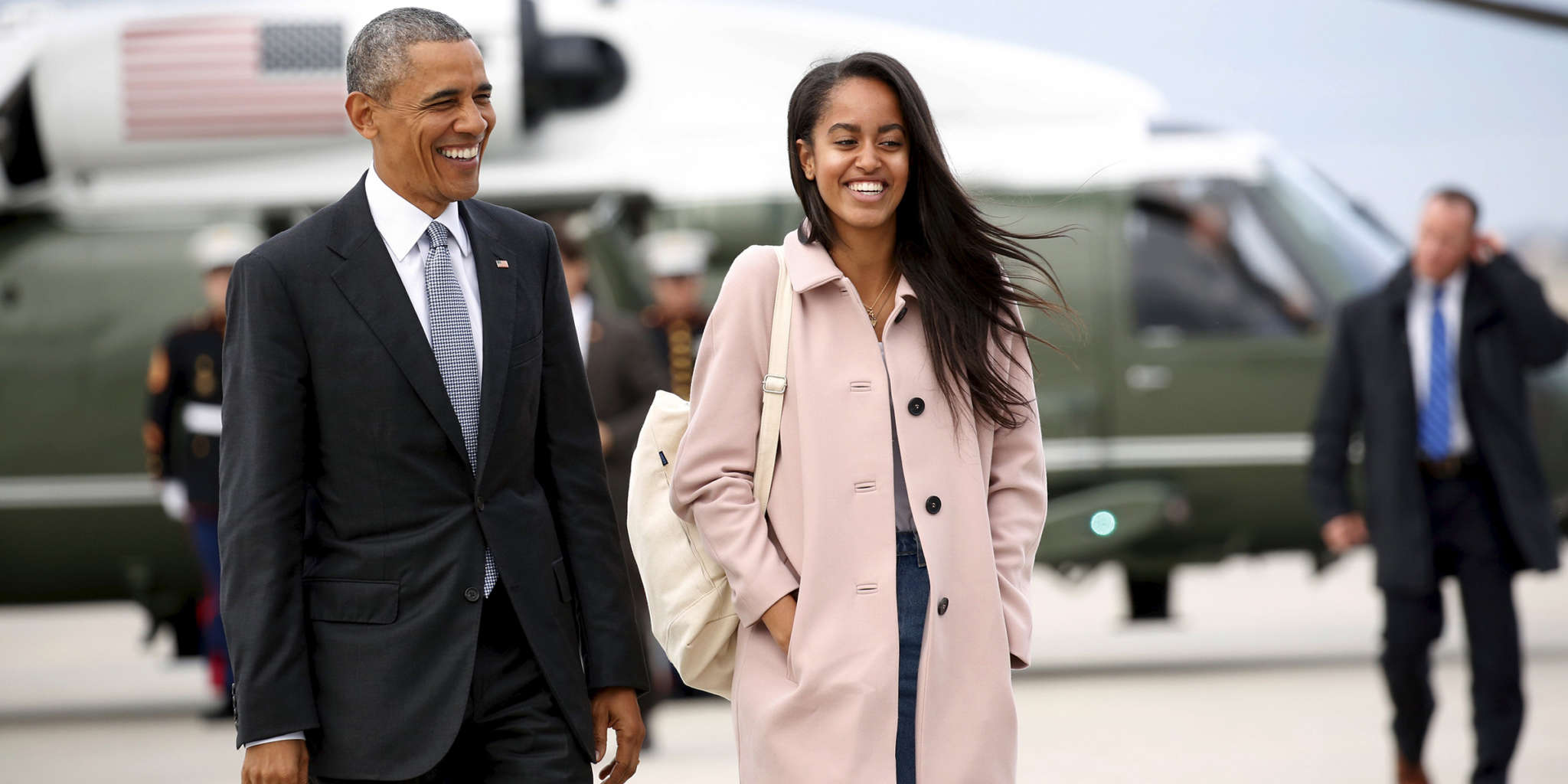 Barack Obama Reveals Malia's Boyfriend Spent Quarantine With Them – Here's Why He Let Him Stay Over!