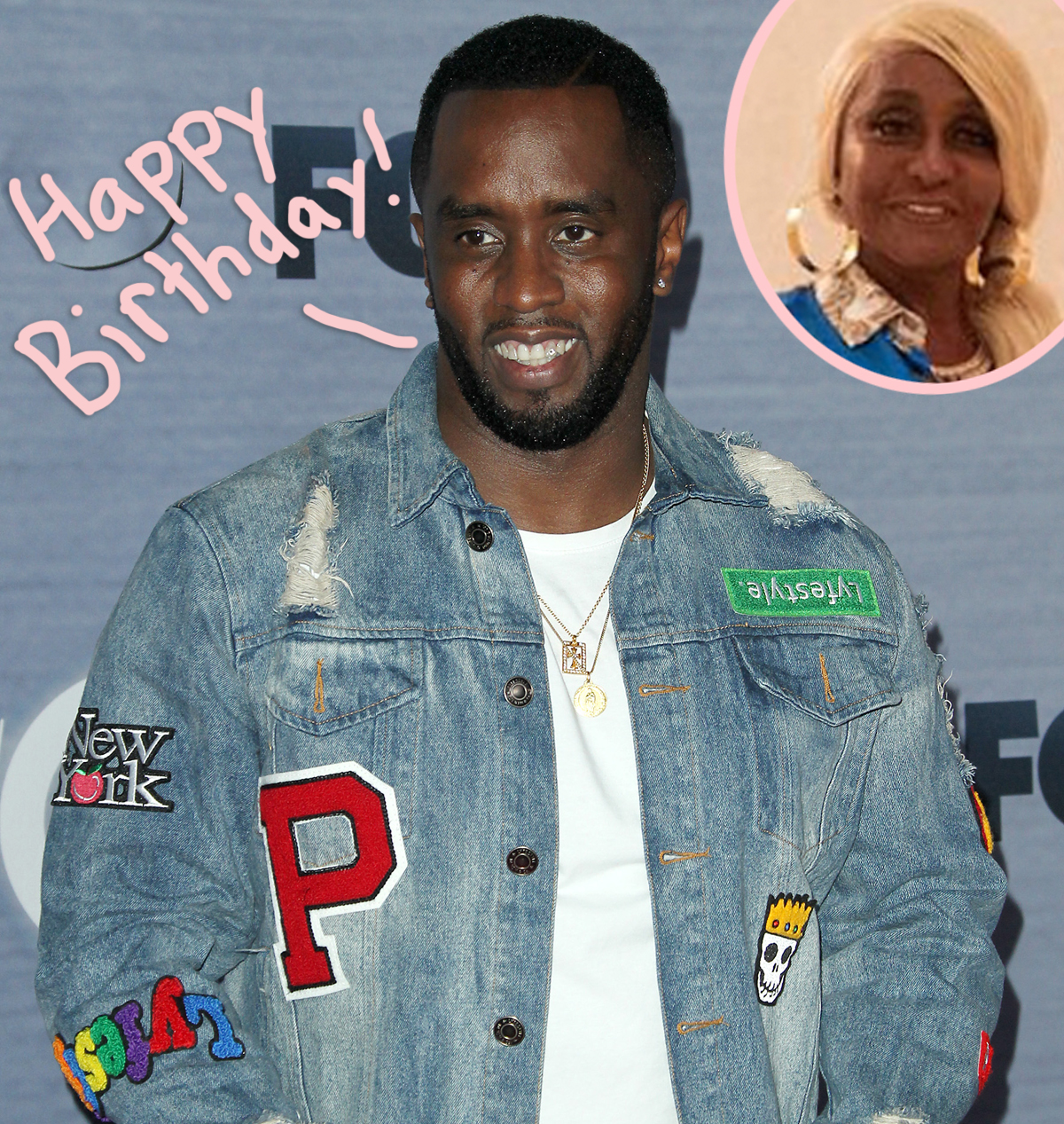 WOW! Diddy Surprises His Mom With $1 Million AND A Bentley For Her 80th Birthday!