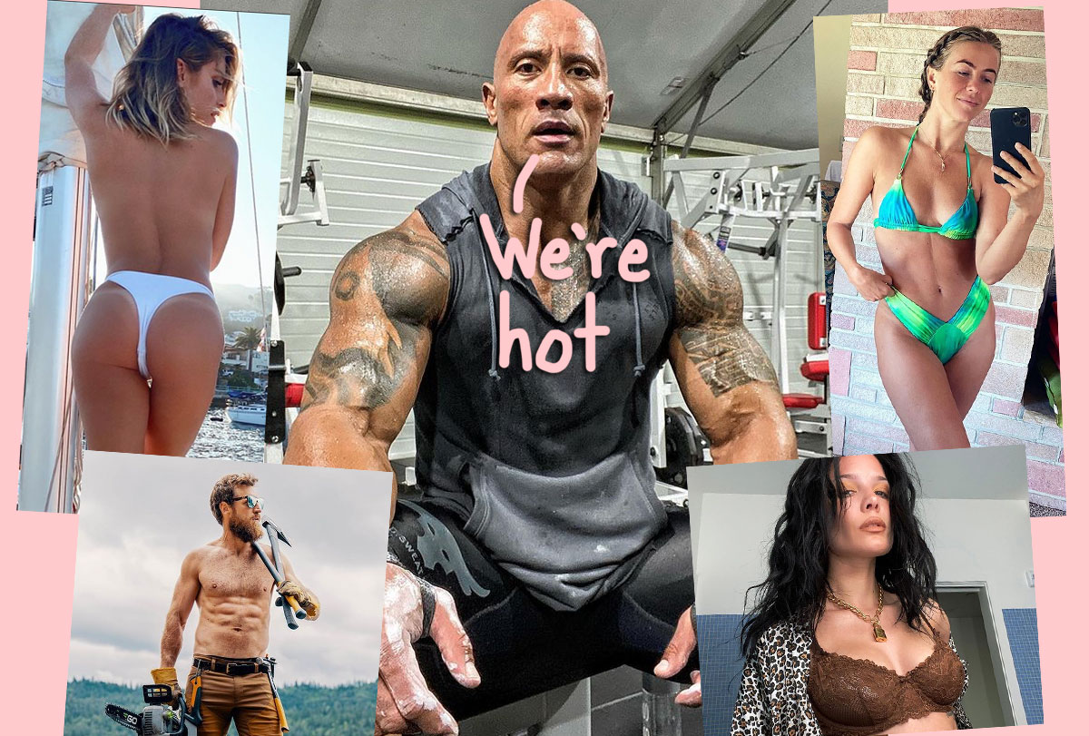 Horny In Quarantine! Celebs Who Upped Their Thirst Trap Game During The Pandemic!