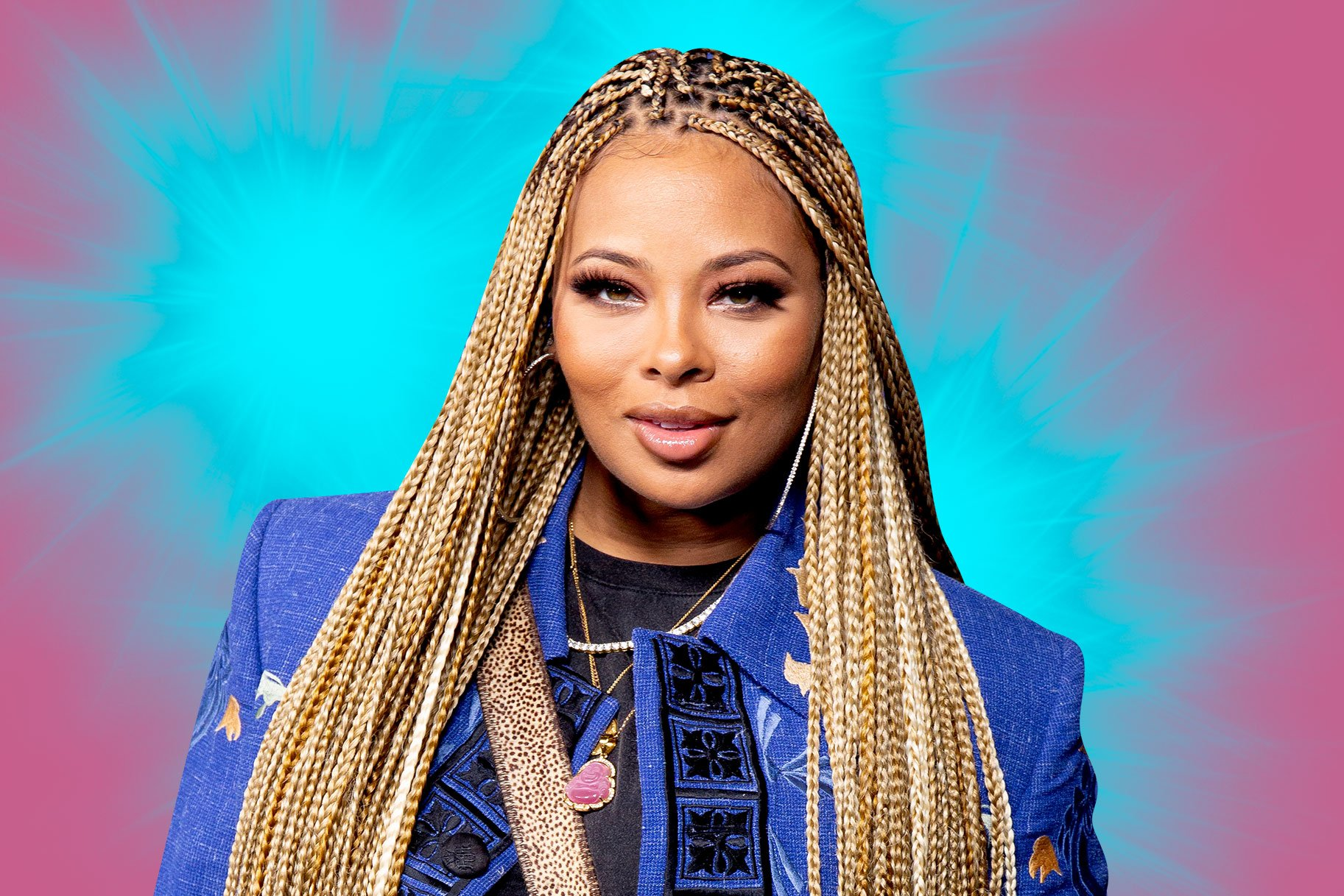 Eva Marcille's Video Featuring Marley Rae Opening Her Christmas Gift Will Make Fans Day – Check Out Her Priceless Reaction