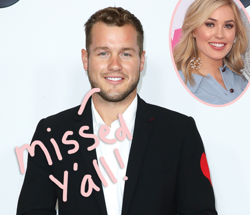 Colton Underwood Returns To Instagram Almost 2 Months After Cassie Randolph Restraining Order Drama