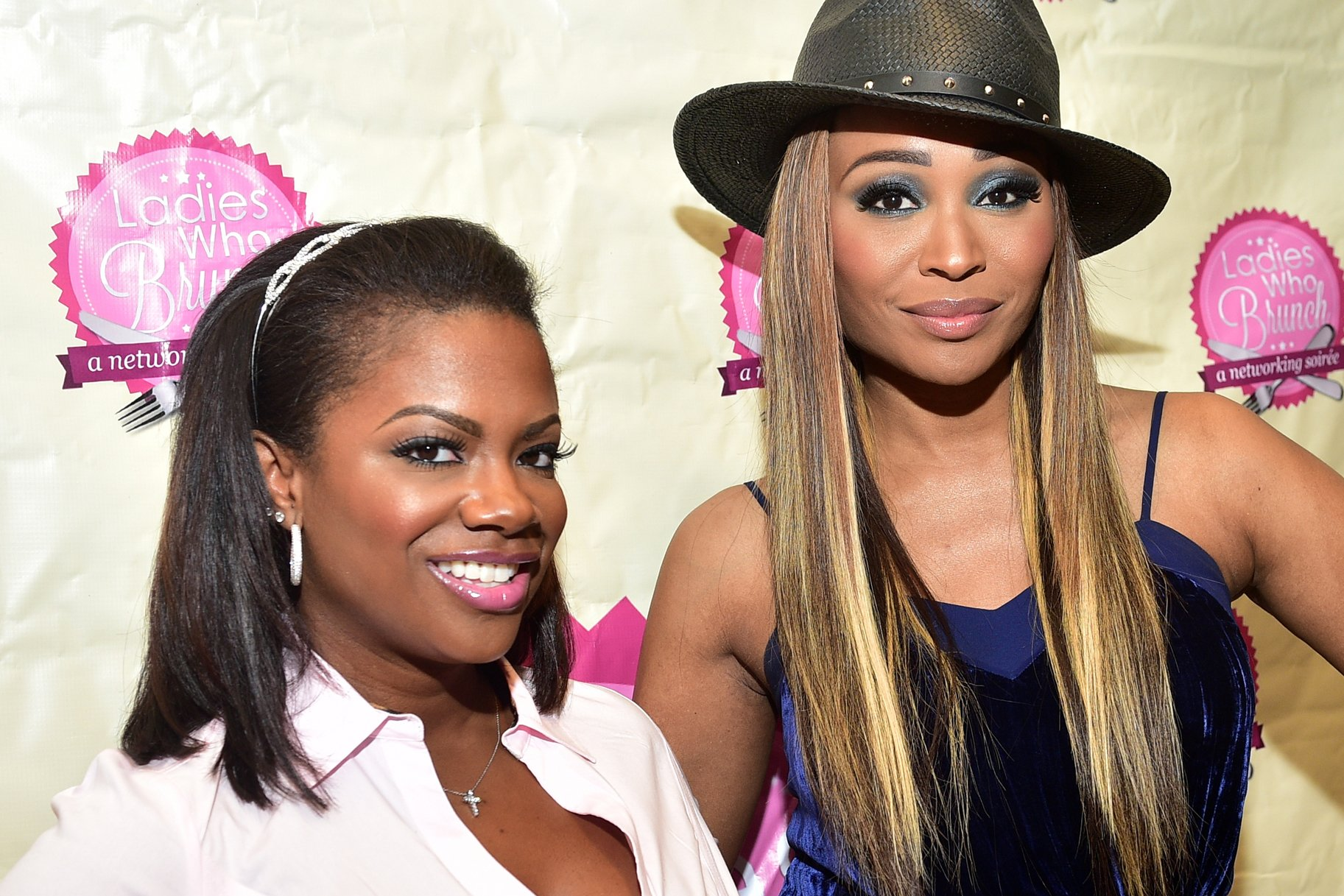 Kandi Burruss And Cynthia Bailey Hang Out At The Screening Of Fatale Movie Together – Check Out Their Photo