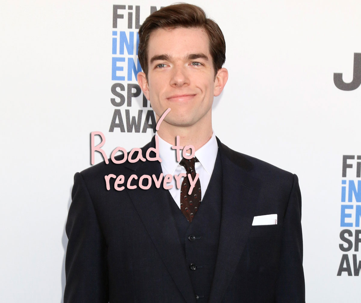 John Mulaney Is 'Committed To Getting Better' In Rehab Thanks To Support Of 'Small Circle Of Friends'