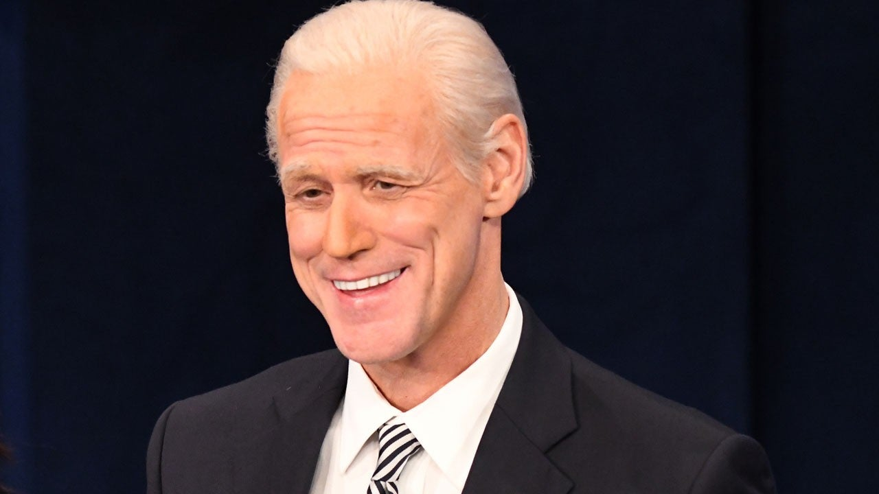 Jim Carrey Announces He Is Done Playing Joe Biden On SNL!