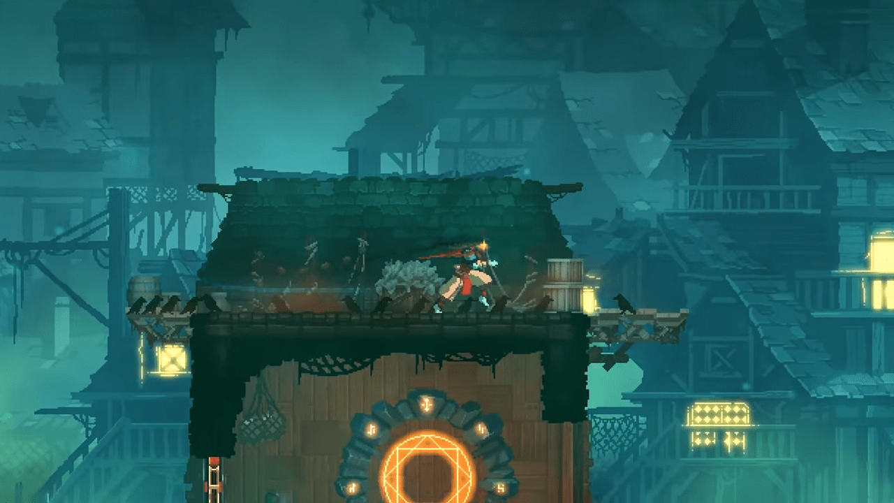 Dead Cells' December Update Is Here And It Includes Holiday Content For All