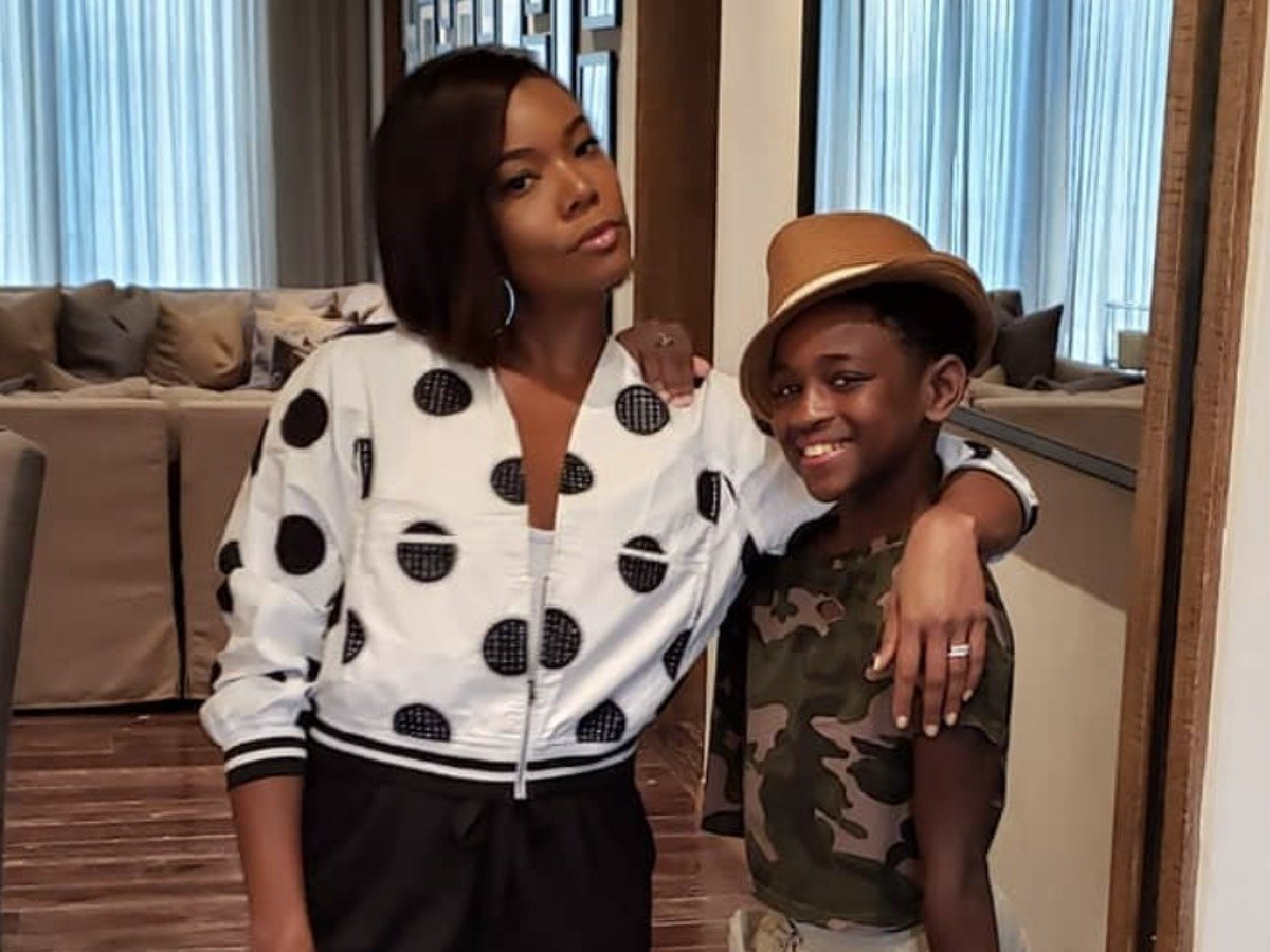Gabrielle Union Reveals Moment When Zaya Wade Felt 'Outed' — Also Talks Struggle With PTSD