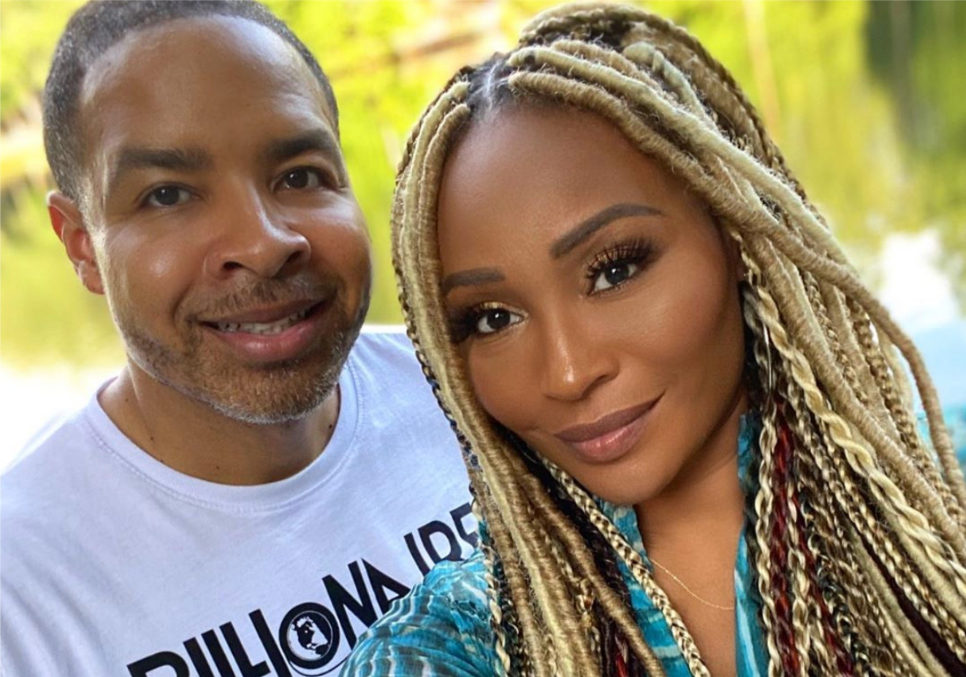 Cynthia Bailey Shows Off Her Flawless Figure On Vacay – See Her Pics At The Beach
