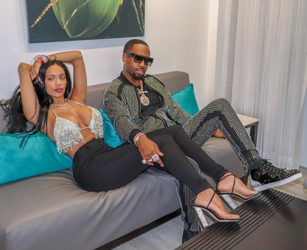 Safaree's Fans Share Advice Regarding Erica Mena – See His Latest Video